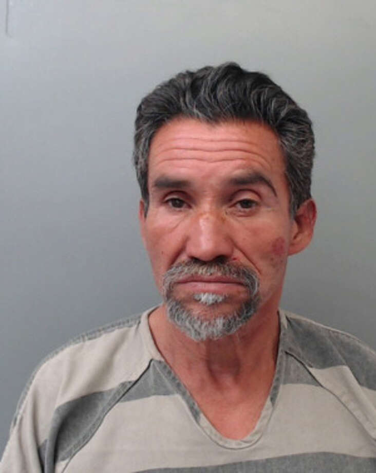 Jorge Estrada, 57, was charged with indecent exposure. Photo: Webb County Sheriff's Office