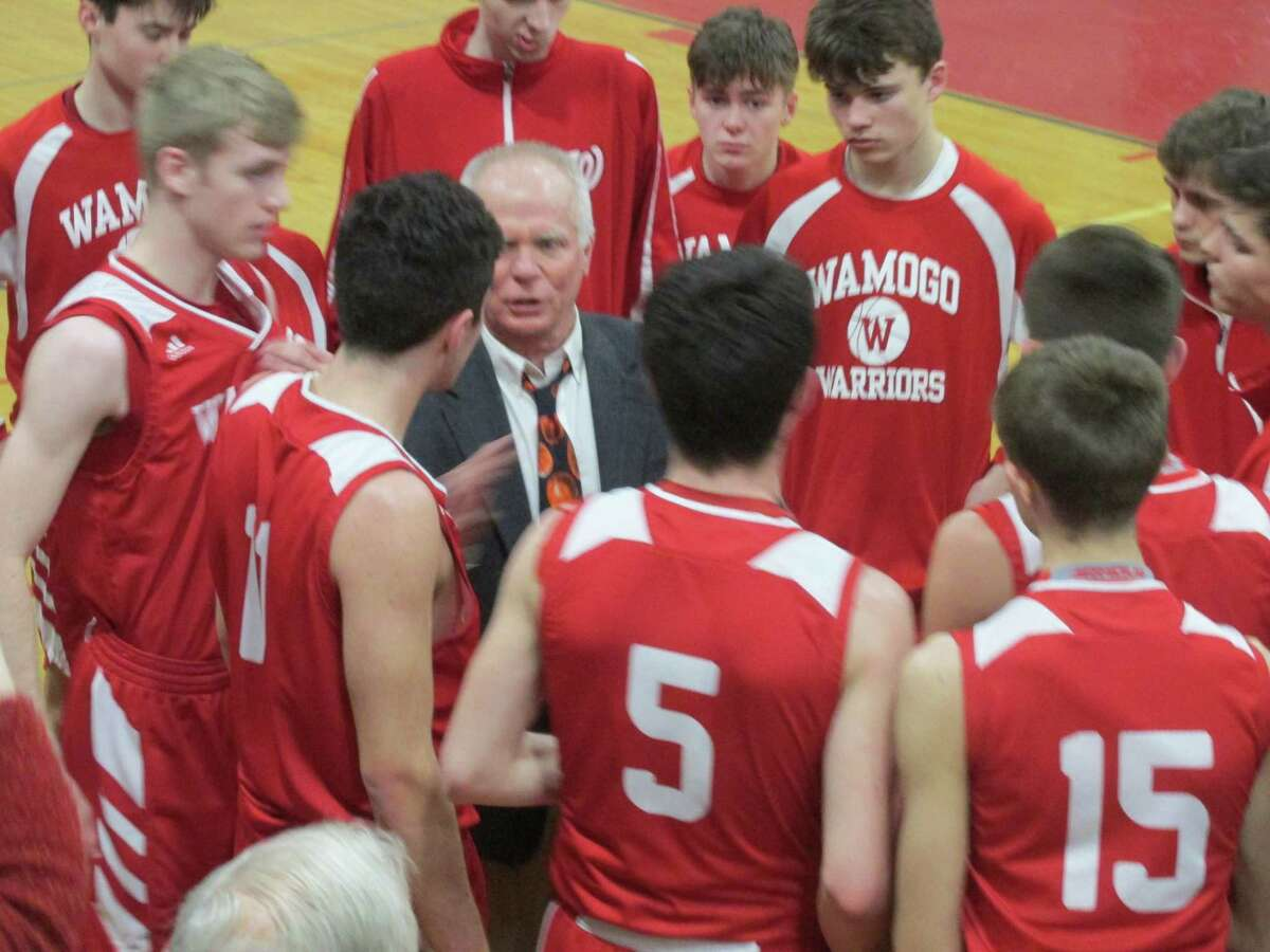 Wamogo coach Gregg Hunt had his team running on all cylinders in a blowout win at Northwestern Friday night.