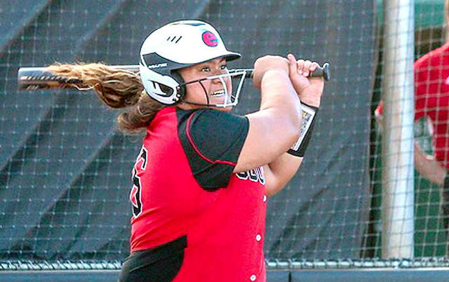 SIUE's Sammie Ofoia hit a home run in Friday's loss to Prairie View A&M in Hammond, La. Photo: SIUE Athletics