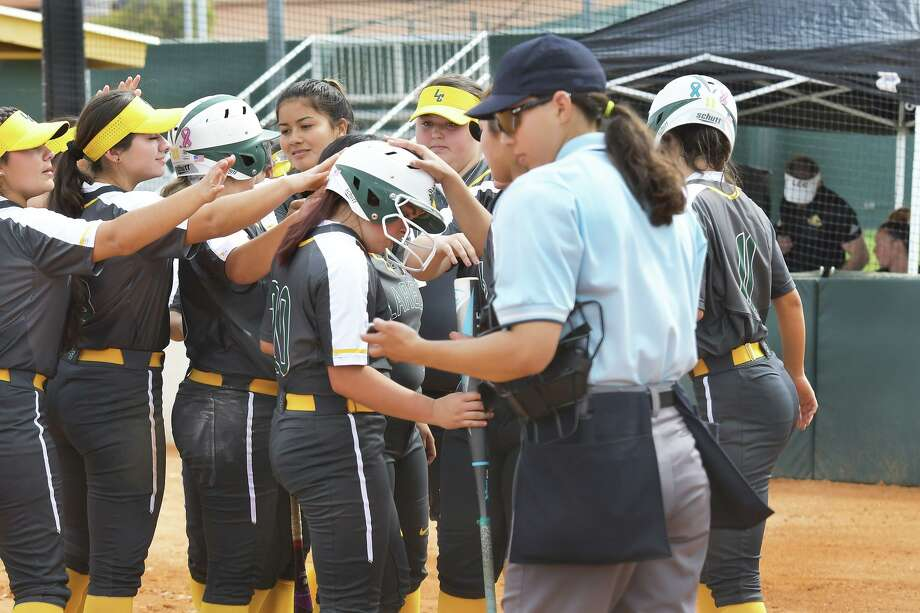 The Laredo College softball team swept the four-game matchup against Huston-Tillotson Saturday, as the Palominos move to 10-2 on the year. Photo: Cuate Santos /Laredo Morning Times / Laredo Morning Times