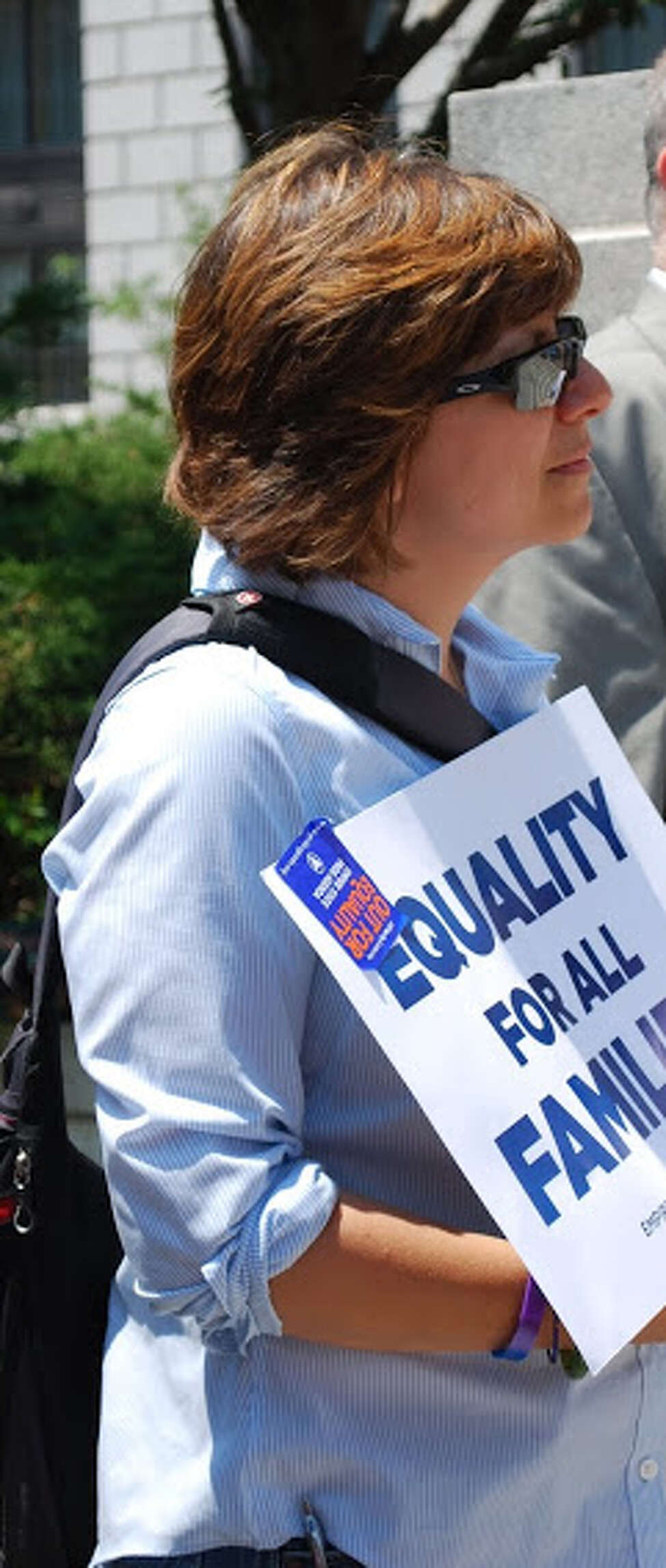 2. I was the lead organizer for the statewide effort to pass marriage equality which occurred in 2011 in NYS and 2012 in entire the US. #goodriddanceDOMA