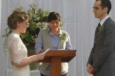 If you've never officiated a wedding, you should. I did that a few years ago, in Beaufort, South Carolina. I truly didn't realize how meaningful it would be until I was weeping at the podium, under the Chuppah, trying to get thru the wedding vows. They are happily married and thriving and it was something I would do again. #ordained