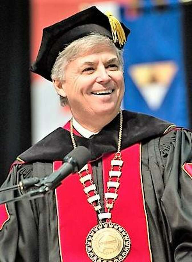 SIUE Chancellor Randy Pembrook, PhD. Photo: For The Telegraph