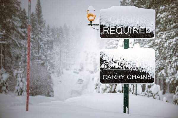 Snow continues to pummel already buried Sierra