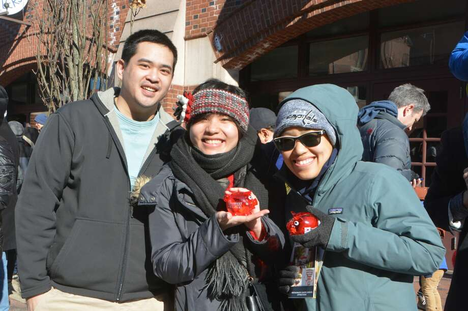 New Haven held Lunarfest 2019: Year of the Pig on February 16, 2019. The celebration of Lunar New Year and Chinese culture included a parade and family activities. Were you SEEN? Photo: Vic Eng / Hearst Connecticut Media Group