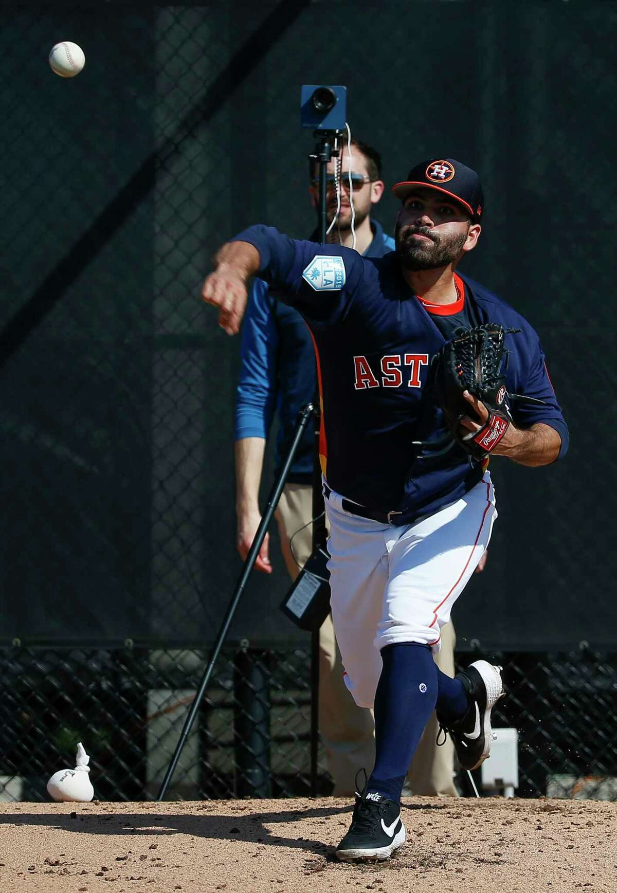 """His stuff Urquidy has a four-pitch mix with his changeup considered as his """"out"""" pitch. His fastball obviously has improved and he has a plus slider to go along with his curveball. He also has great control, allowing just 15 walks, compared to 104 strikeouts in 76 innings split between Corpus Christi and Round Rock this season."""