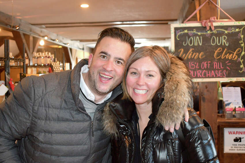 Haight-Brown Vineyards in Litchfield, CT hosted a wine and chocolate tasting on Saturday, February 16, 2019. The event featured unique chocolate representing three different chocolatiers. Were you SEEN?