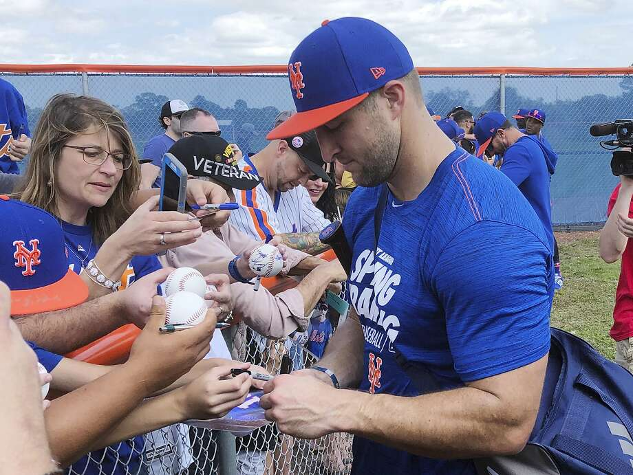 Tim Tebow Says He Advised Kyler Murray To Follow His Heart Sfgate