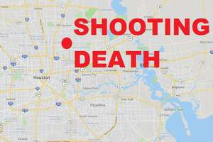Houston police were called out to the corner to the 9500 of Crofton Street in the city's northside to investigate the shooting death of a man whose body was found inside a vehicle at 9 p.m. Saturday.