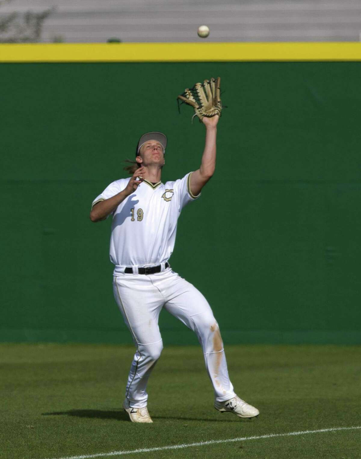 Conroe right fielder Hayden Johnson returns this season.