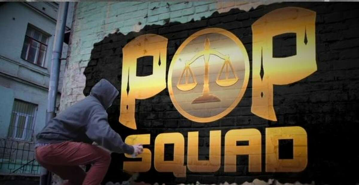 Images from the POP Squad web site