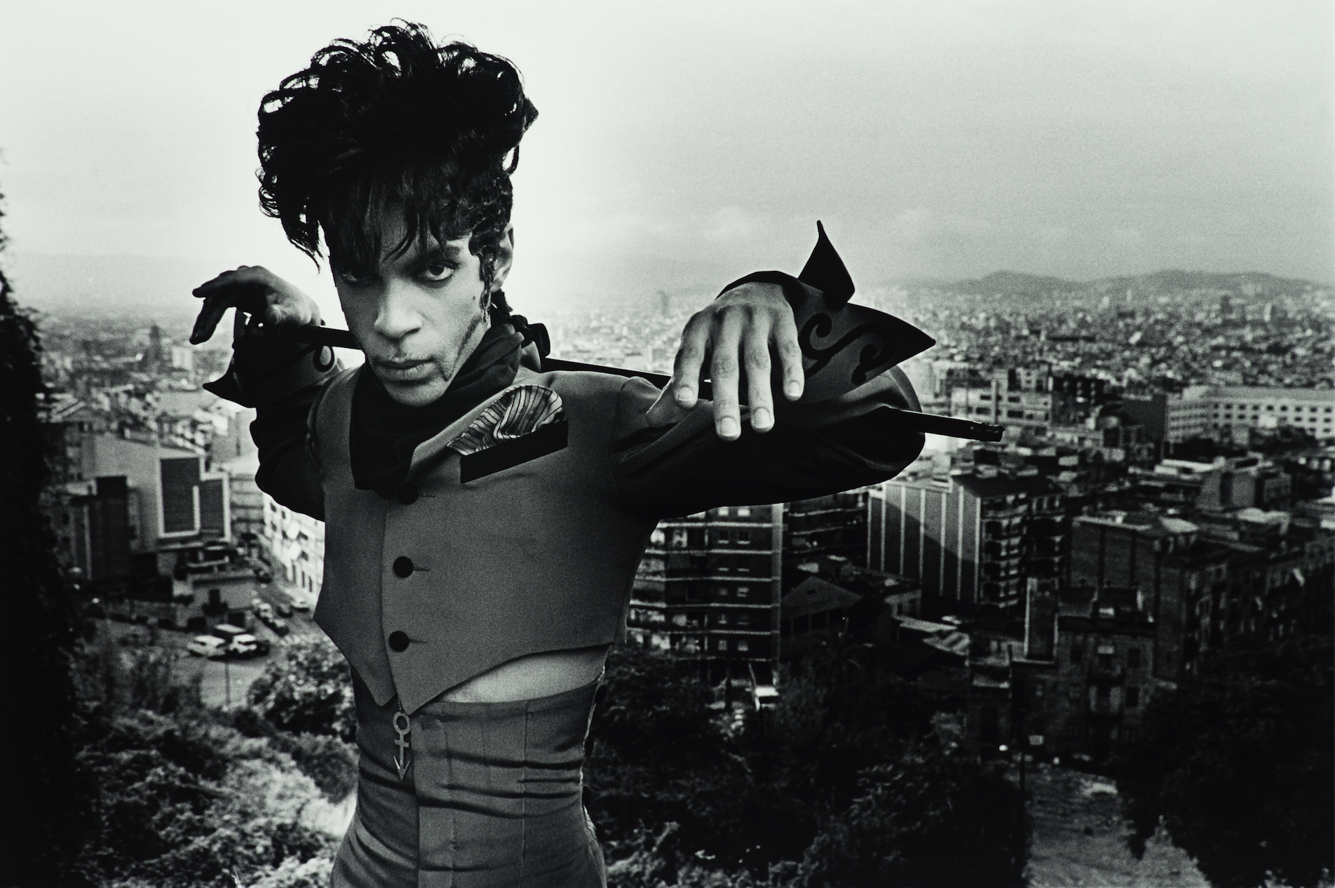Purple rain: Exhibition on Prince's image coming to MoPOP in April