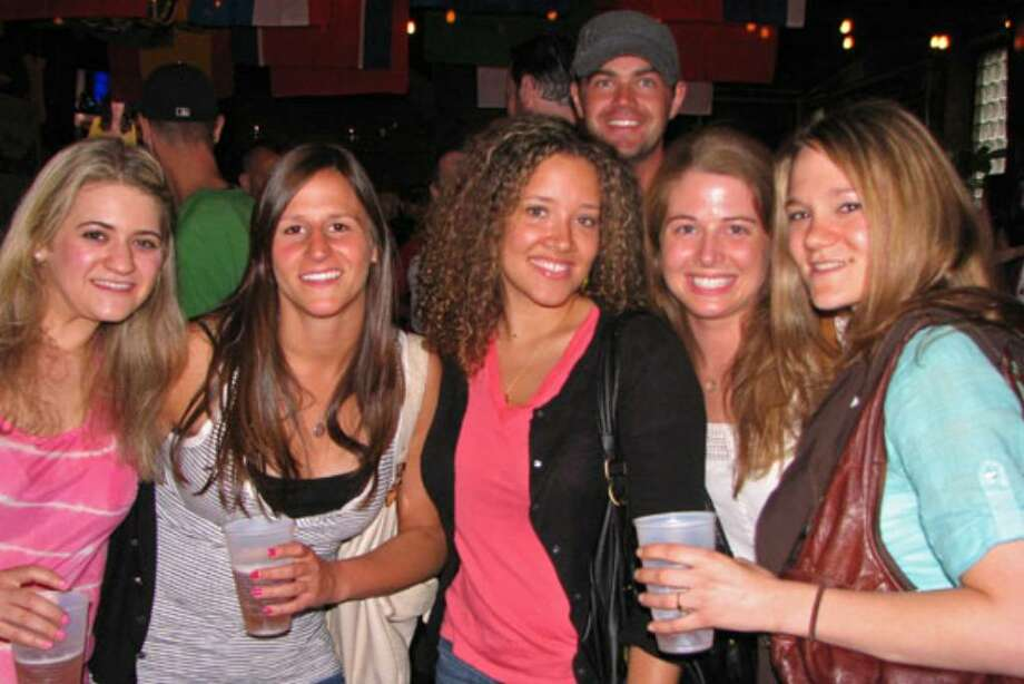 Were you seen at World Cup at Wolff's Biergarten? Photo: Michael Huber