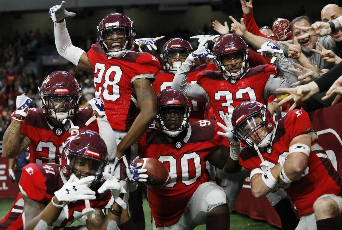 San Antonio Commanders: Alliance of American Football - 2019