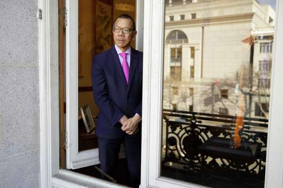 Supervisor Norman Yee knows the shock of S.F. General billing but is letting his colleagues take on setting the hospital's rates.