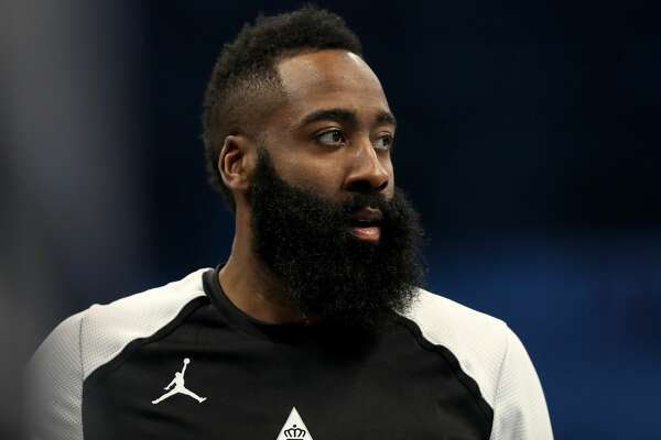 2e61391f710b Rockets  James Harden ruled out vs. Warriors - HoustonChronicle.com