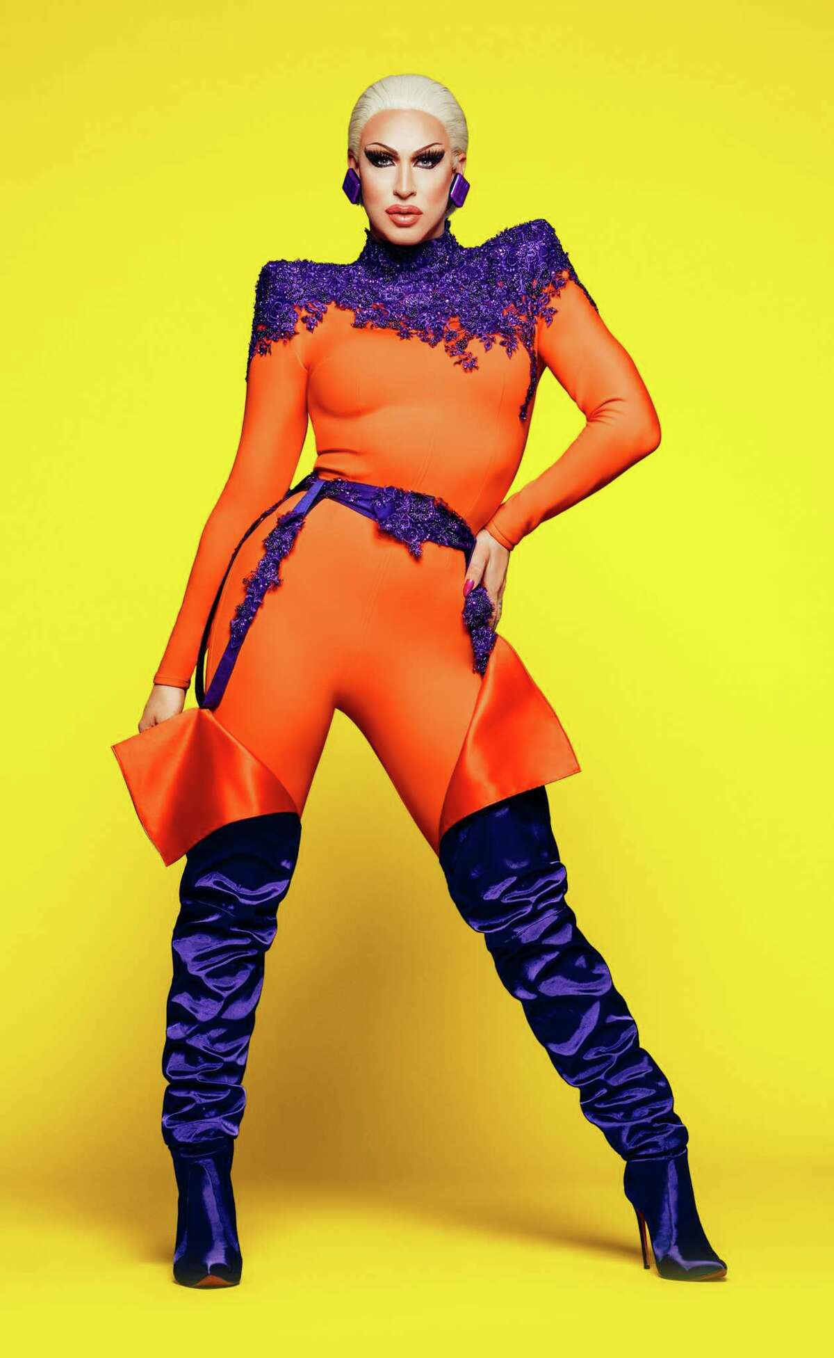 Brooke Lynn Hytes of RuPaul's Drag Race Season 11