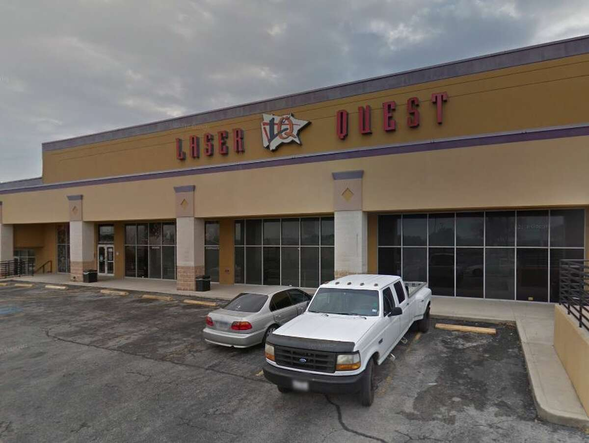 Laser Quest Laser Quest closed both its San Antonio spots at 6420 NW Loop 410 and 606 Embassy Oaks.