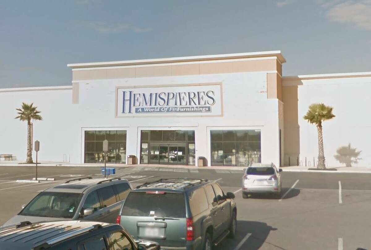 Hemispheres The furniture company is shuttering its Rim location.