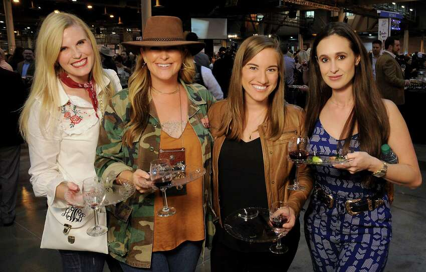 Scenes from the Rodeo Uncorked! Roundup & Best Bites Competition at the NRG Center Sunday Feb. 17, 2019.