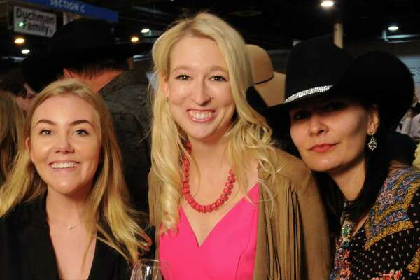 Scenes from the Rodeo Uncorked! Roundup and Best Bites Competition at the NRG Center Sunday Feb. 17, 2019. (Dave Rossman Photo)