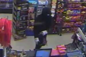"""A robber has been described as polite after he referred to dollar store clerks as """"yes ma'am"""" and """"no ma'am"""" during a holdup in southeast Houston."""