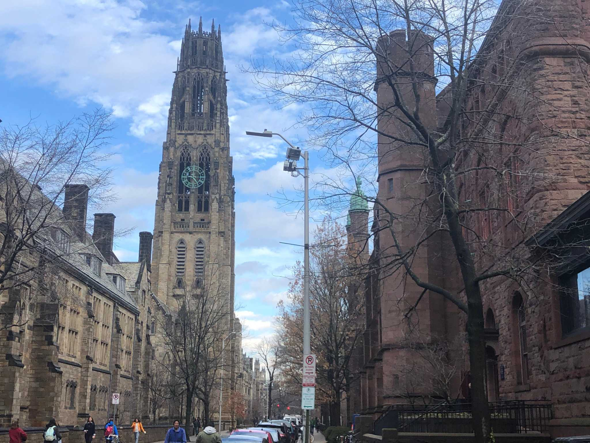 Report: Yale graduate, now homeless, shares story as Trump considers issue