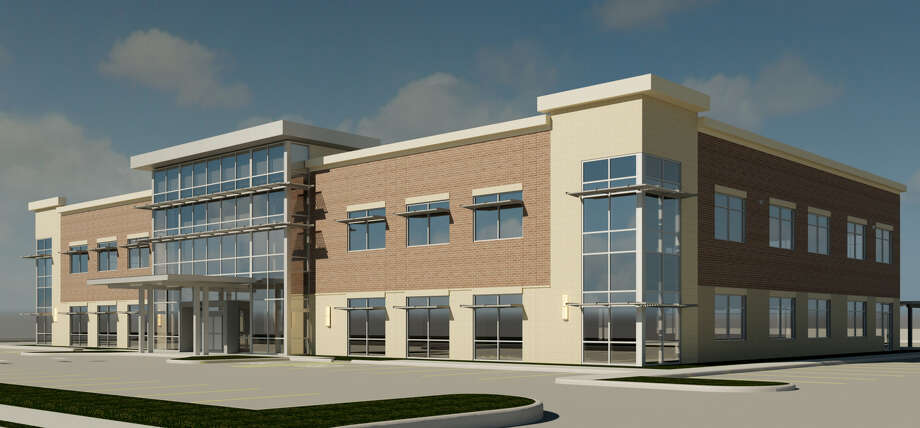 D'Agostino Cos. will break ground on a three-story medical office building at 6921 Brisbane Court in Sugar Land. The building was designed by Browne McGregor Architects. Photo: Transwestern
