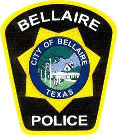 Bellaire Police Department weekly report