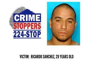 Ricardo Sanchez, 29, was found dead Feb. 20, 2017, at Calaveras Lake.