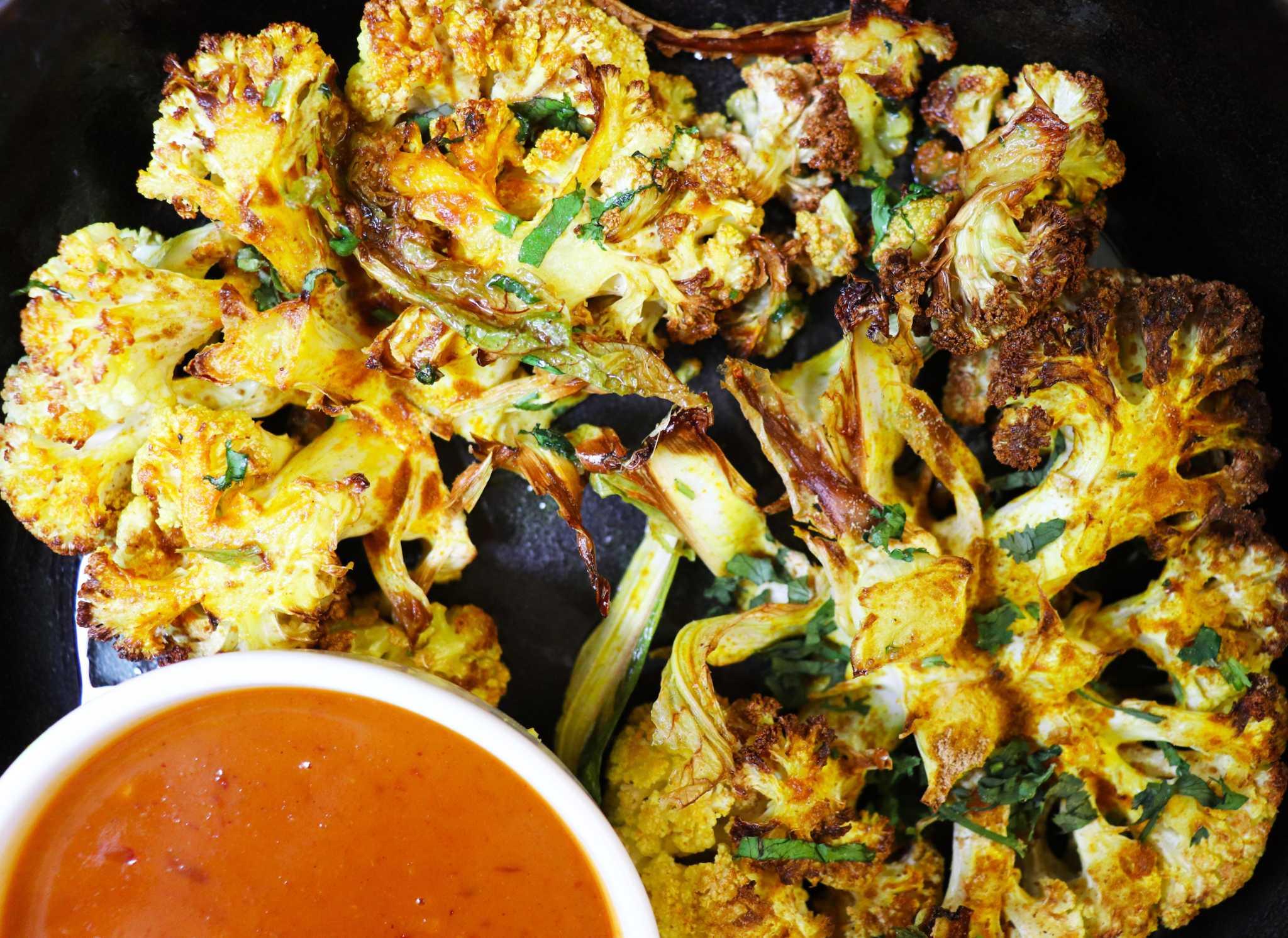 Recipe: Calcutta Cauliflower