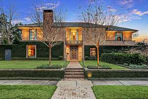 """Designed by renowned architect John Staub, the $4.9 million home at 3405 Meadow Lane was built in 1947 and is considered one of Houston's most architecturally significant properties. The home recently underwent a 2-year expansion and remodel. According to a Houston Association of Realtors  listing , top-rated architects and designers implemented Staub's original plans as a """"guide and inspiration"""" for the remodel."""