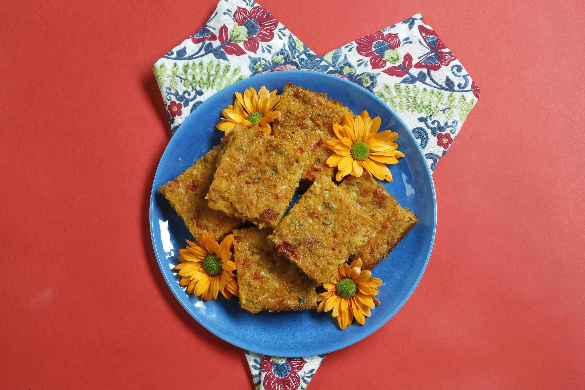 Recipe: Crawfish Cornbread