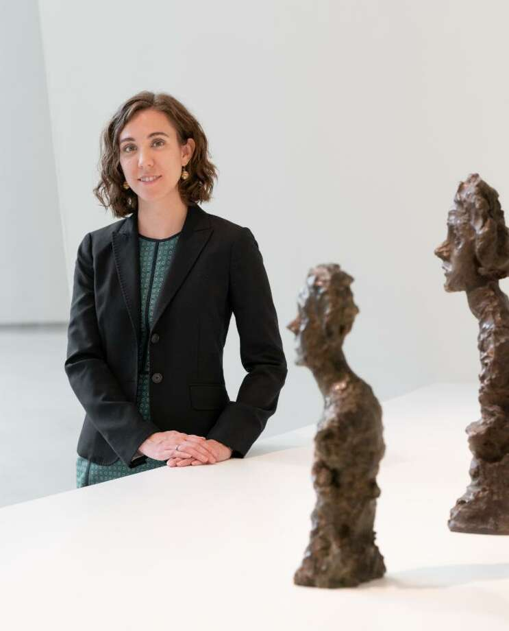 Megan Fontanella, curator of modern art and provenance at the Solomon R. Guggenheim Museum in New York City, will be the juror for The Greenwich Art Society's 102nd Annual Juried Exhibition. Photo: Contributed /