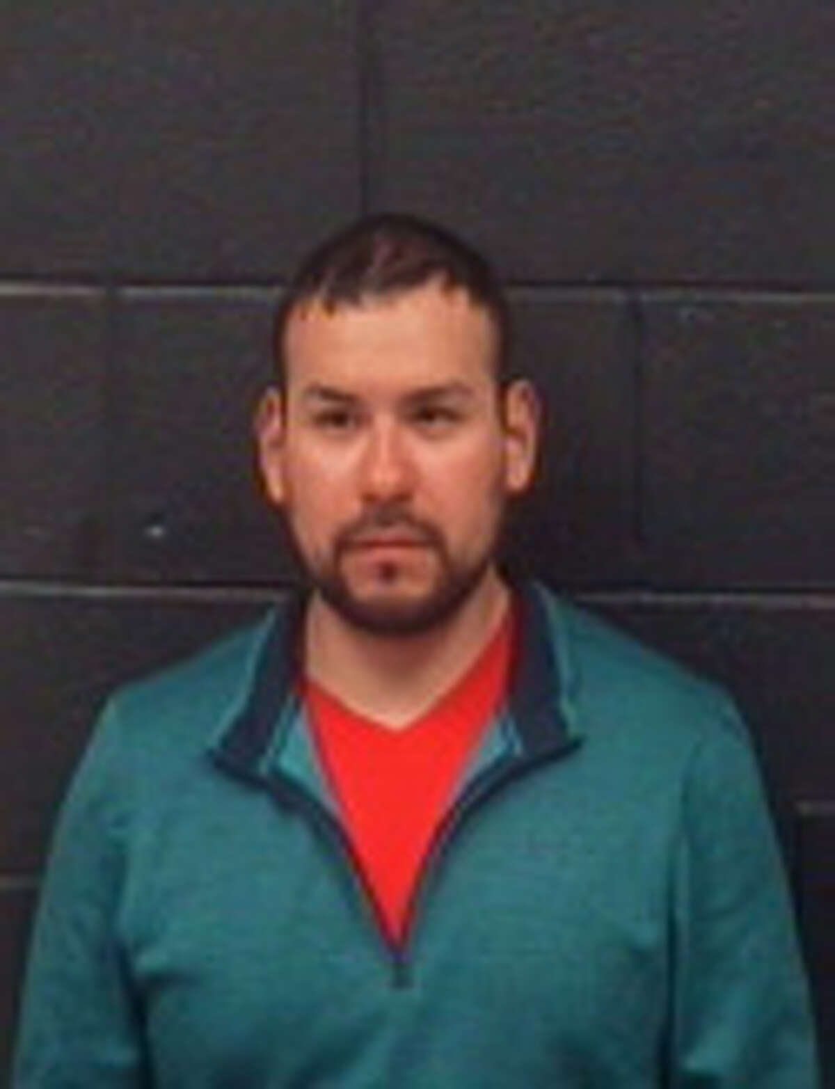 Christopher A. Arce was charged with driving while intoxicated.