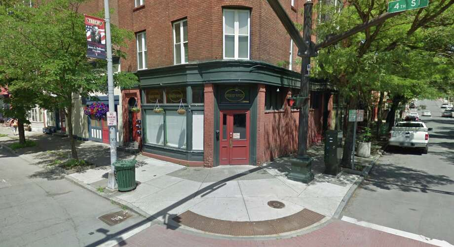 The home of the next Berben & Wolff's in downtown Troy. (Photo via Google Maps) Photo: Photo Via Google Maps