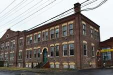 The 57 Chestnut St. industrial building in Norwalk, Conn. listed in February 2019 as the brewery address of East Coast Kombucha, after the startup did not pursue another potential South Norwalk location the previous summer.