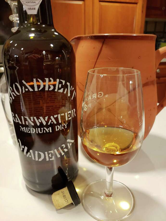 Rainwater Madeira, lighter, with more fruit, is a good introduction to Madeira. Photo: Frank Whitman / For Hearst Connecticut Media / Norwalk Hour freelance