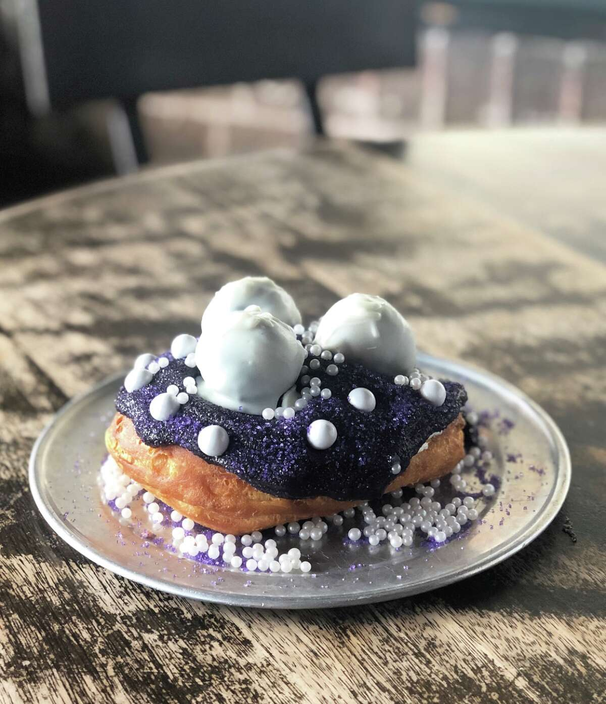 Gourdough's Public House is opening the first-ever Alamo City location on Saturday with a party and donut fit for a queen - the Queen of Tejano, that is. Gourdough's unveiled the