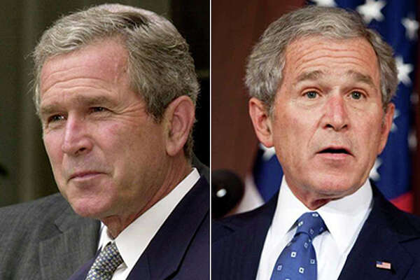 Before and after presidents george w bush 2001 and 2009