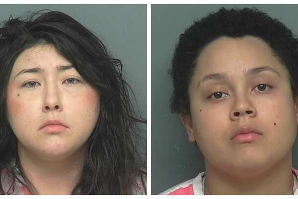 Bank teller and her girlfriend arrested in connection with