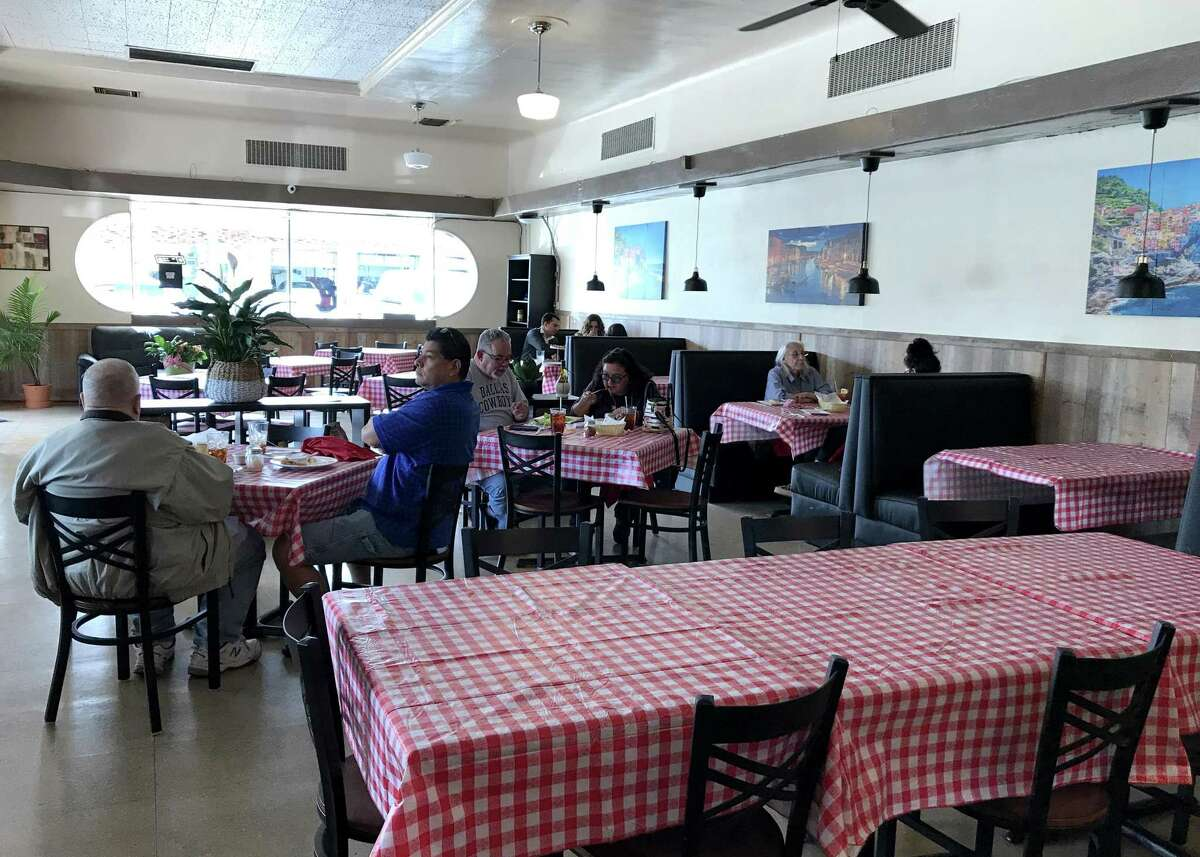 Italian restaurant Volare is now open at 3902 McCullough Ave. in the former Olmos Pharmacy property. The new location is a second for the Volare brand, which also has a restaurant at 5054 Broadway.