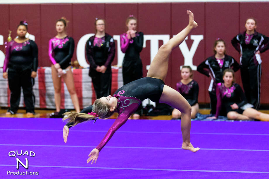 Kaitlin Gunsell of Quad N Productions for the Tribune.  Prints  available at www.misportsphotos.com