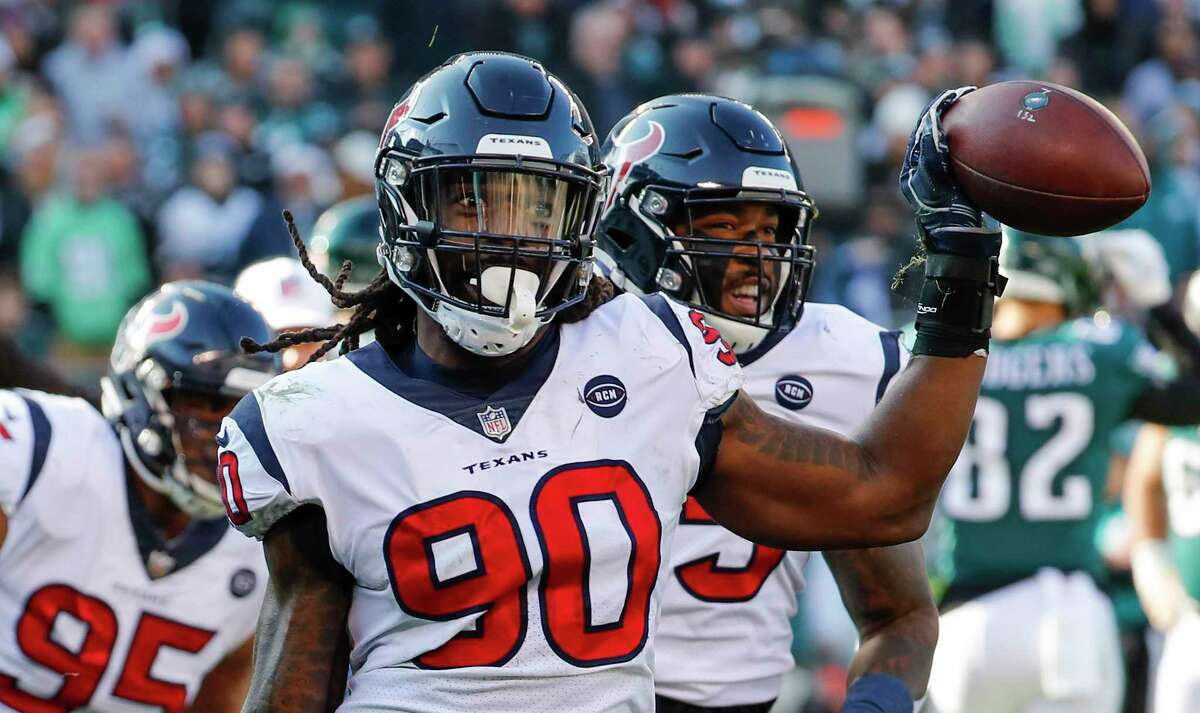 If the Texans trade Jadeveon Clowney, will get something better in return?