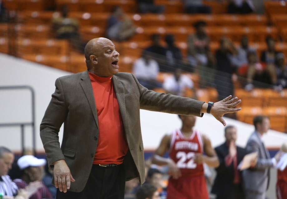 PHOTOS: Houston's top high school basketball recruits Houston Yates coach Greg Wise Photo: Adam Coleman