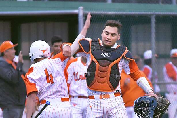 United downed McAllen Memorial 13-2 Monday. Up next for the Longhorns is the Border Olympics, which begins Thursday.