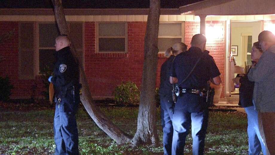 A man was stabbed in the back during a domestic dispute Monday, Feb. 18, 2019, in the 1100 block of Mt. Serolod, according to police. Photo: Ken Branca