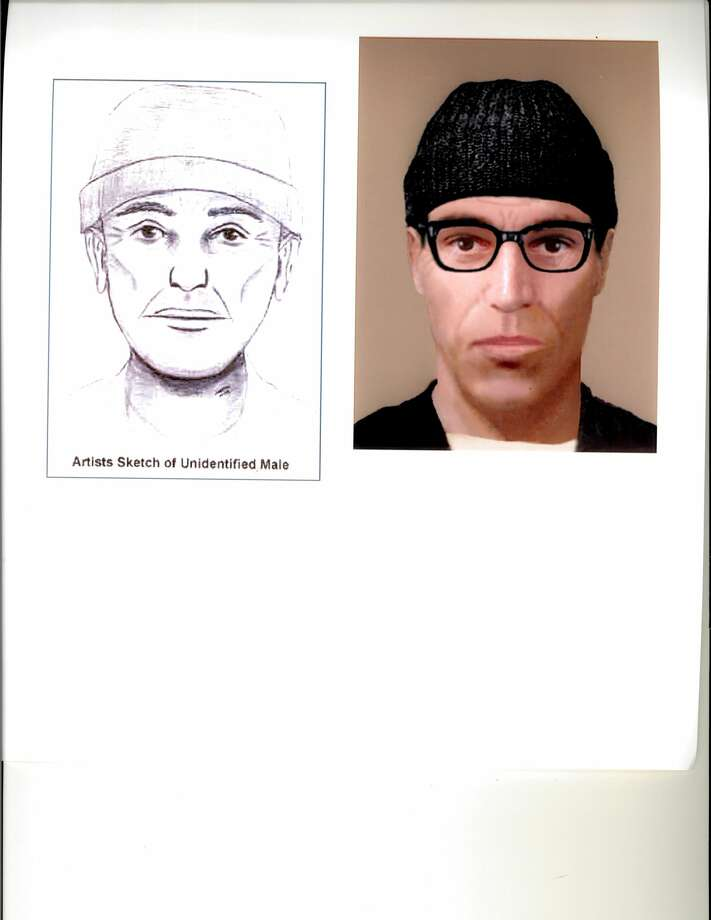 State Police in Orange County say these sketches may resemble the man whose body was found after a swamp was drained in the town of Greenville in Orange County in 1991. State Police investigators believe the man died sometime between 1975 and 1986. Photo: New York State Police