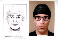 State Police in Orange County say these sketches may resemble the man whose body was found after a swamp was drained in the town of Greenville in Orange County in 1991. State Police investigators believe the man died sometime between 1975 and 1986.