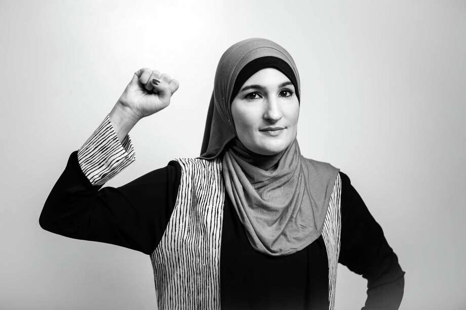 Activist Linda Sarsour was co-chair of the 2017 Women's March. Photo: Photo For The Washington Post By KK Ottesen / For The Washington Post